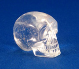 real crystal skull