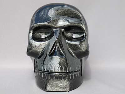 Crystal skull carbon dating
