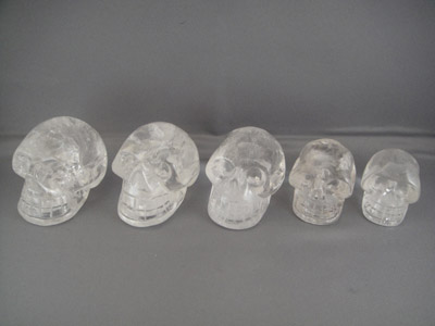 Quartz |Crystal Skulls