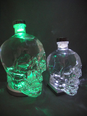 Crystal Skulls Amp Light Boxes