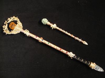 Crystal Skulls Symbolism Crystal Skull Wands Will