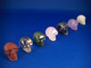Rainbow 7 Crystal Skull Collection Sale