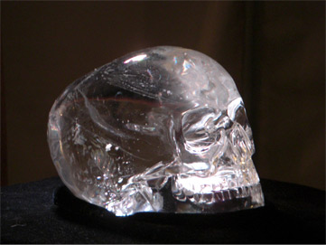 Mitchell-Hedges Crystal SKull