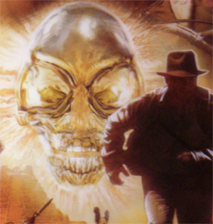 Indiana Jones Kingdom of the Crystal SKull