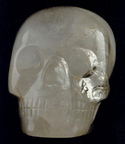 max the texas crystal skull