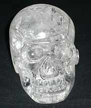 Mozes of Peace Crystal Skull