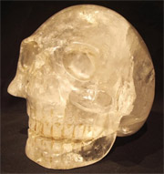 Sha Na Ra ancient crystal skull