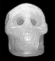 Carbon dating crystal skulls