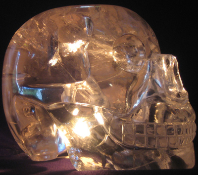 crystal skull picture
